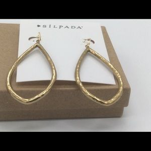SILPADA DROP A HINT Earrings French Wire NWT Rare!